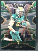 Mitchell Wilcox Rookie 2020 Chronicles Select  PRIZM Bengals
