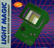 Brand New Light Magic Visual Booster for GameBoy (1st Generation) - Green color