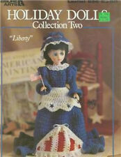 HOLIDAYS DOLLS LIBERTY #2 ALEXANDER CRAFT BOOK DL2A