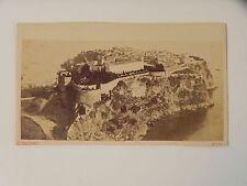MONACO Photo CDV ancienne vers 1880 French Riviera