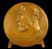 Médaille au docteur Georges Bourguignon La Salpétrière Chronaxie 1948 medal