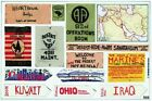 Verlinden Sc. 1/114 10/12ft1 Abrams Tank Markings & Signs From 1990-1991 Gulf