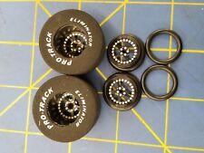 Pro Track N246B & 411B Black Stars 1 5/16 x 700 Rear Drag Tires Mid America