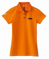 KTM POLO GIRLS RACING ARANCIO SIZE S 3PW1786702