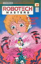 Robotech Masters #23 FN; COMICO   save on shipping - details inside