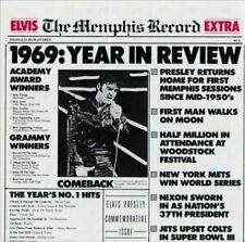 The Memphis Record by Elvis Presley (CD, Jan-1987, RCA)