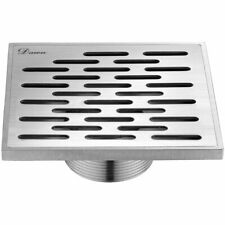 "Dawn Sye050504 Yangtze River Series Square Shower Drain Cover, 5"" inch"