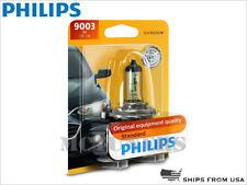 New H4 9003 PHILIPS STANDARD HALOGEN HEADLIGHT BULB 60/55W DOT 9003B1 |PACK OF 1