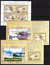 Congo DR 2006 Transport Aviation Planes MNH 3 Klb. (T-8)