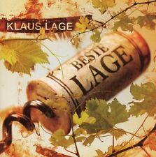 """KLAUS LAGE """"BESTE LAGE - DAS BESTE VON..."""" 2 CD NEU"""
