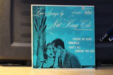 NAT KING COLE...LOVE SONGS BY PIC SLEEVE EP...TD 176
