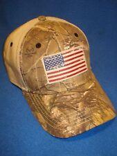 Peterbilt Motors Trucks Realtree Xtra Flag Trucker Cap / Hat....FREE SHIP TO USA
