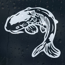 Fish Car Decal Vinyl Sticker For Window Bumper Panel