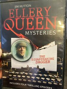 Ellery Queen Mysteries - The Disappearing Dagger region 1 DVD (mystery tv series