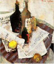 MICHEL DE GALLARD (FRENCH, 1922-2007) NATURE MORTE AUX BOUTEILLES O... Lot 66833