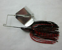 HEAD KNOCKER BUZZ BAIT   1/2 oz.    COLOR: RED SHAD