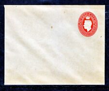 KGVI 3d RED EMBOSSED ENVELOPE ON BUFF, SIZE 132 X 108  SCARCE!!!!