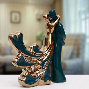 Tabletop Sculpture Hotel Bedroom Desktop Decoration Statue Anniversary Present