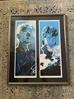 Blade Runner framed art print, Tim Doyle, Nakatomi Inc, Rachel, Roy Batty, Mondo