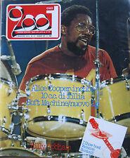 CIAO 2001 17 1975 Billy Cobham Alice Cooper Soft Machine Shadows 10 cc Manzanera