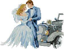 "350 SCHEMI PUNTO CROCE ""LOVE E MATRIMONIO"" amore wedding cross stitch patterns"