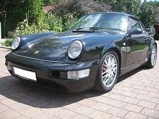 Porsche 964 Blinker Blinkleuchten Seitenblinker Set Neu vorne weiß mit Birnchen