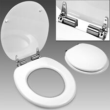 white wooden toilet seat soft close. Unbranded Wooden Toilet Seats  eBay Amusing White Seat Soft Close Contemporary Best