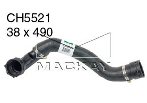Mackay Radiator Hose (Bottom) CH5521 fits BMW X Series X5 3.0d (E53) 135kw, X...