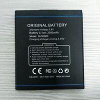 Doogee B DG800 2000mAh 3.8V Li-ion Battery For DOOGEE B-DG800 Phone Warranty