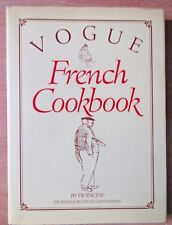 Rare Vogue French Cookbook by Francine 1984