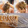 Fashion Women Jewelry Metal Crystal Rhinestone Headband Head Hair Band LJBDAU