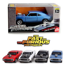 1:32 Dodge Charger Fast AND Furious Alloy Diecast Model Vehicle Car Collection