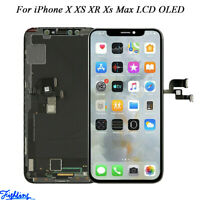 For iPhone X XS XR Xs Max Display LCD OLED Touch Screen Digitizer Replacement US