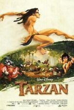 Tarzan Original Movie Poster Double Sided Regular Style US One Sheet (1999)
