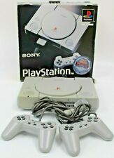 Sony Playstation 1 Audiophile Console Boxed SCPH-1002 Original PS1 Console