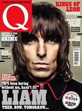 Q Magazine October 2016 Liam Gallagher Oasis Kings Of Leon Christine The Queen