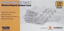 Wolf Pack wp12001 Modern IDF Tank estándar track #1 for Merkava/Magach en 1:35