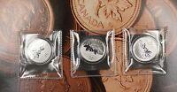 2012 Canada $20 Fine Silver Three 3 Coin Set Brilliant Uncirculated RCM