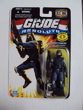 "GI Joe ""COBRA TROOPER"" action figure GI JOE 25TH ANNIVERSARY series MOC 2008"