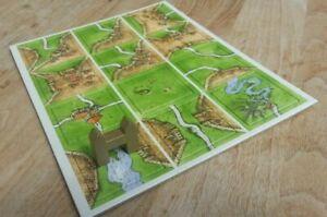 CARCASSONNE Games Quarterly 11/2006 incl. 2 River Tiles + Tower Bridge