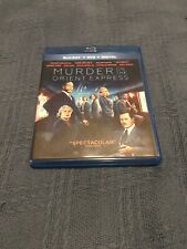 Murder on the Orient Express (Blu-ray) - Ex Library - **DISC ONLY**