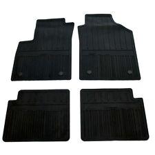 ORGINAL FIAT 500 gummimaten Set di tappetini in gomma 4 pezzi 50927864