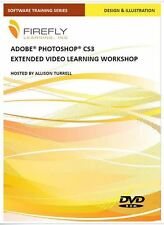 Adobe Photoshop CS3 Extended Video Training Tutorial