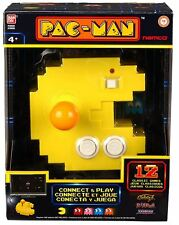 Pac Man Pac-Man Connect and Play 12 Classic Games 38886 Parallel IMPORT