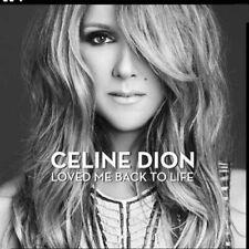 CD de musique pop Celine Dion sur album