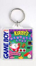 KIRBY'S PINBALL LAND NINTENDO GAME BOY KEYRING LLAVERO