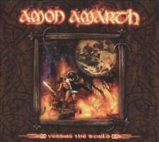 AMON AMARTH - VERSUS THE WORLD [REISSUE] [DIGIPAK] NEW CD
