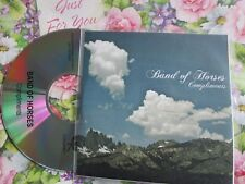 Band Of Horses ‎– Compliments Label: Columbia ‎‎UK Promo CD Single