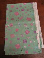 NEW-Artistic Expressions Birthday Sparkle Fabric-2yds x 44in-Crafting/Sewing