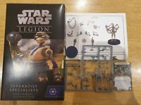 Star Wars Legion Sepratist Specialists. EV Series Medical Droid